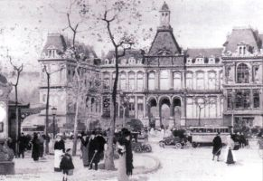 Galien-Laloue - the Town Hall