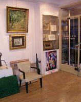 Exposition de tableaux à Paris