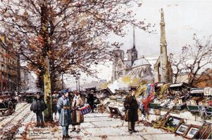 Galien-Laloue - ses oeuvres