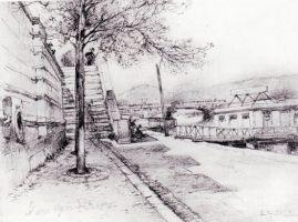 Galien-Laloue peint la Seine, ses quais, ses ponts